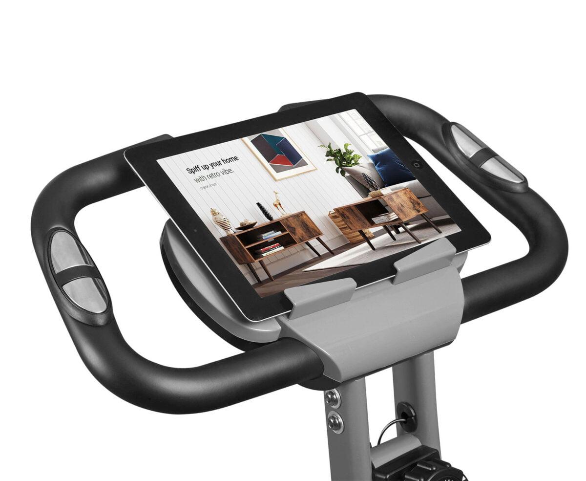 Tablet holder for the SONGMICS Exercise Bike