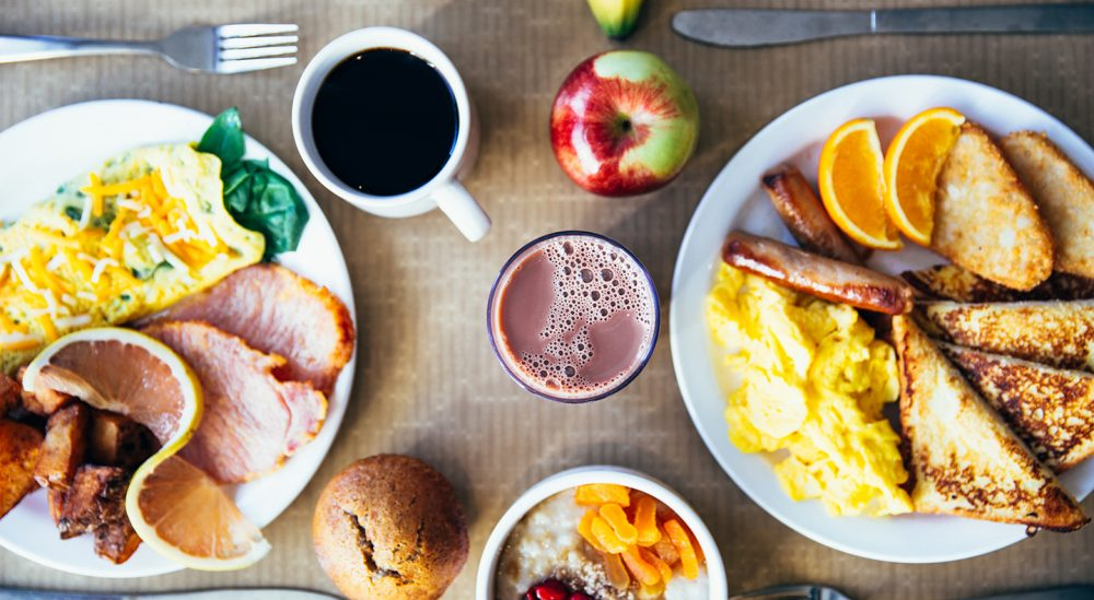 A guide to healthy eating, what's on your plate?