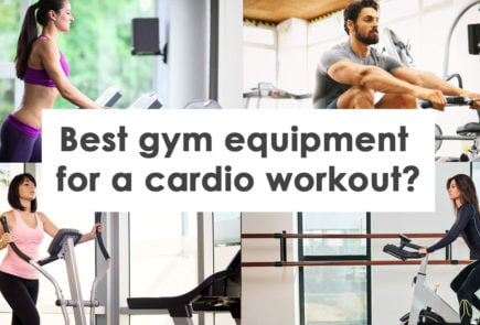 Best cardio equipment to lose weight