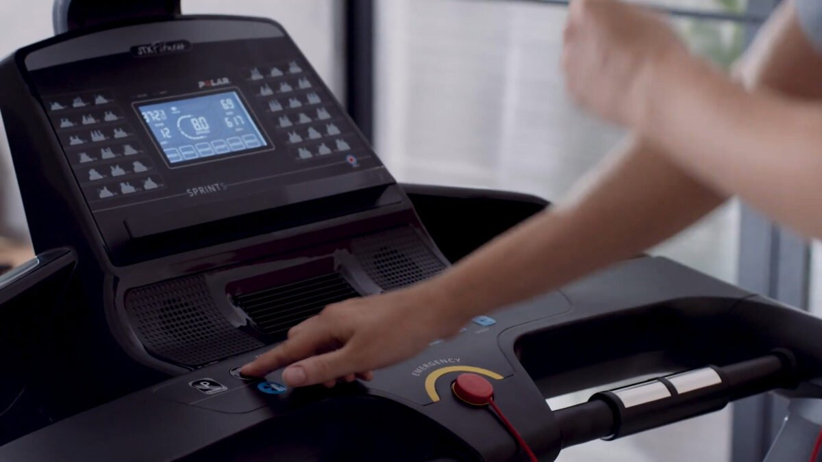 Changing Program on JTX Sprint 5 Home Treadmill Easy
