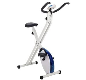 Davina folding exercise bike main image