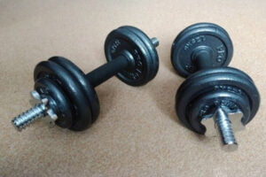 Dumbbell weights for home workout