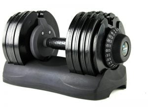mens health adjustable dumbbell review
