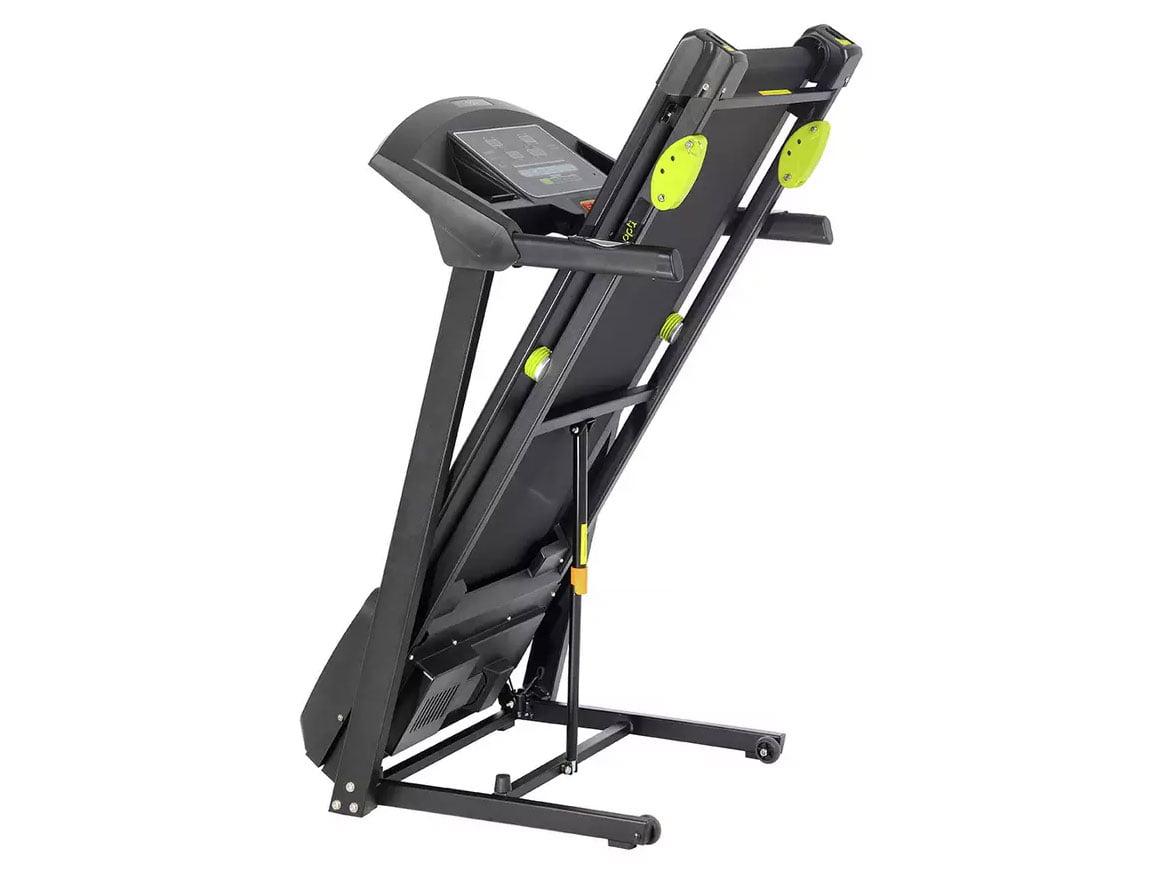 Opti folding treadmill upright