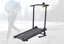 Opti non-motorised treadmill review and best uk price