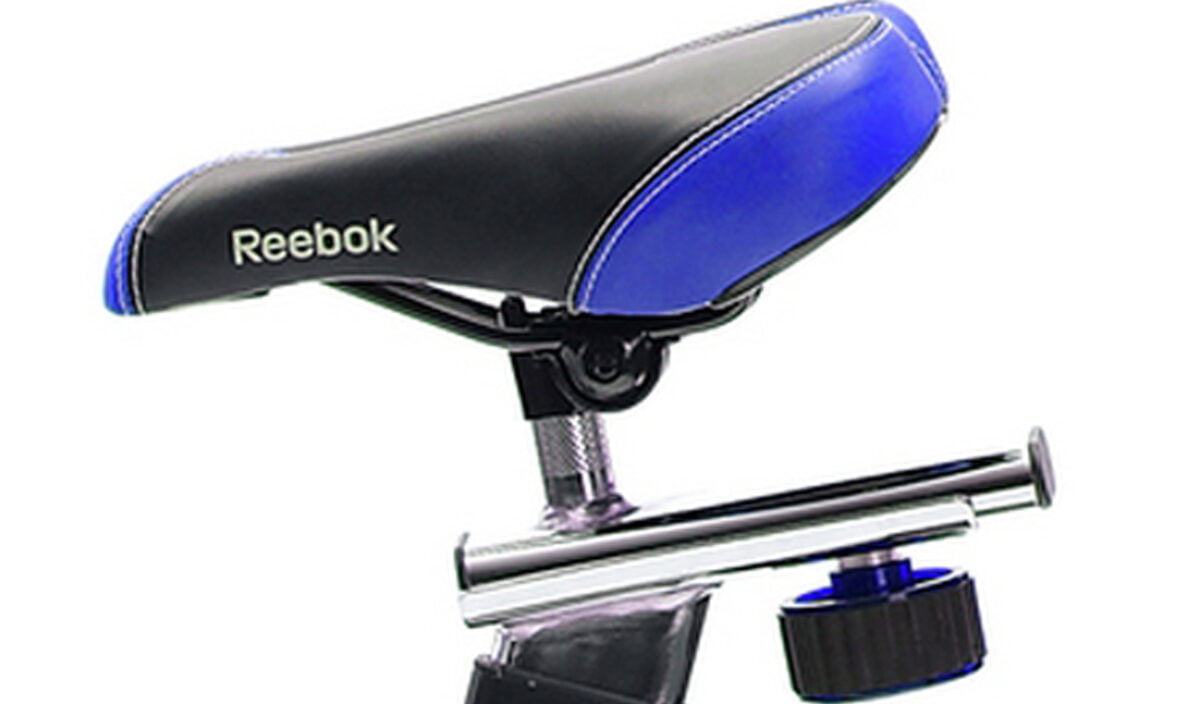 Padded seat Reebok GSB Exercise Bike Review