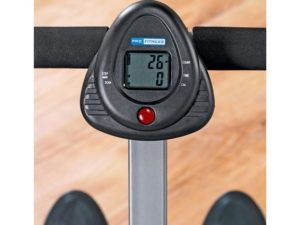 pro fitness rowing machine lcd display