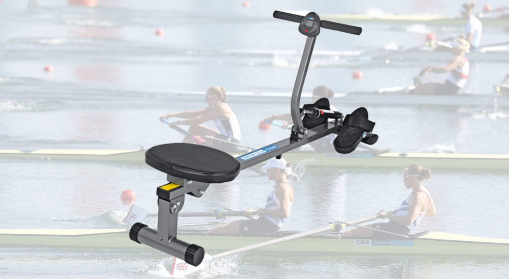 Pro Fitness rowing machine review main image