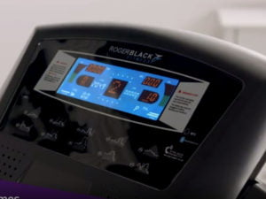 Programs and-features of the roger black platinum treadmill