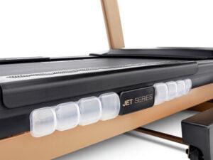 Reebok jet 300+ running track cushion system