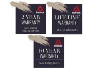 list of reebok warranty