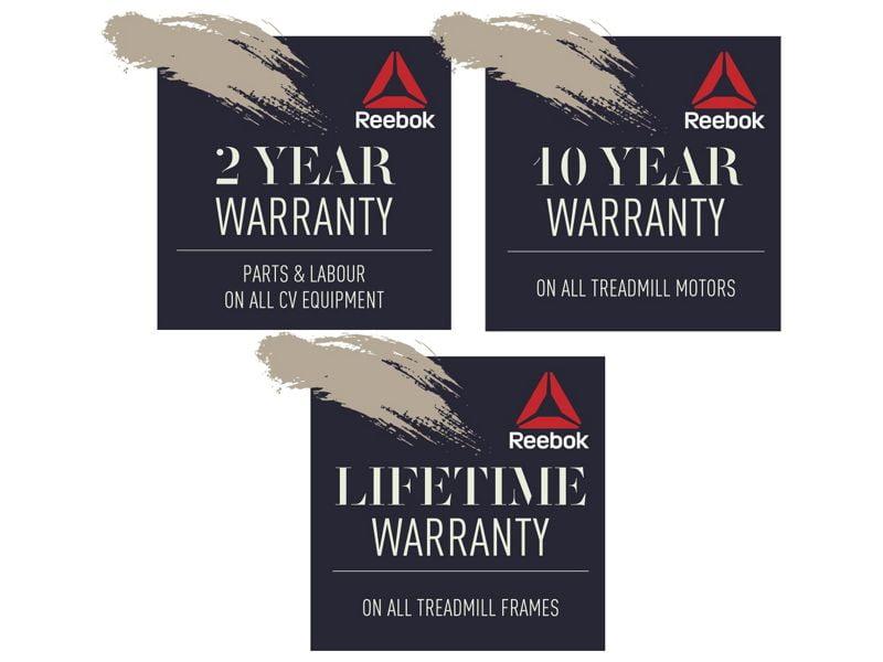 Reebok warranty