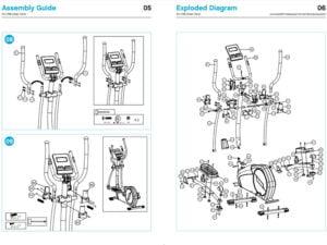 Reebok zr8 insurcion manual