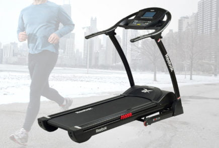 Reebok ZR9 treadmill review main image