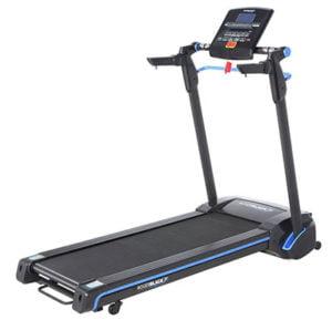 Roger black easy fold treadmill