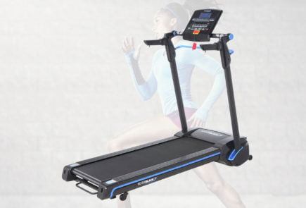 Roger black easy fold treadmill review