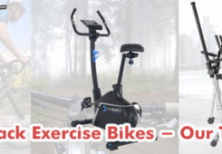 Roger Black Exercise bikes our top picks for 2021