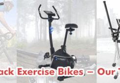 Roger Black Exercise bikes our top picks for 2021