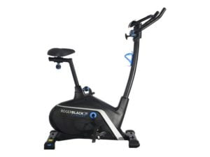 roger black gold exercise bike side view