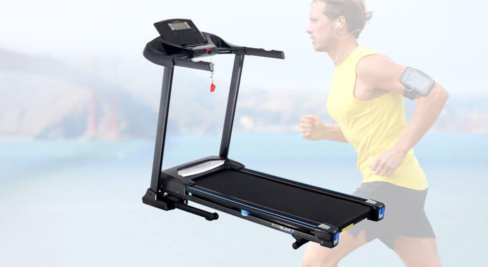 Roger black plus treadmill