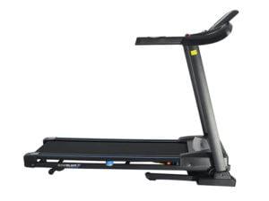 Roger black plus treadmill side view