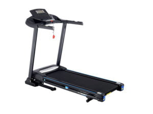 Roger black plus treadmill main view