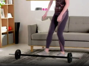 Women's health 20kg barbell workout routine