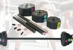 Women's health barbell set 20kgs review and cheapest price