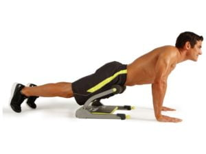 pushups on wonder core smart