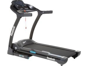 ZR10 treadmill review side view